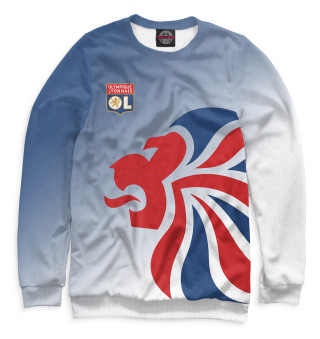 Одежда с принтом Olympique lyonnais (624117)
