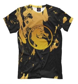 Футболка мужская Mortal Kombat (9615)