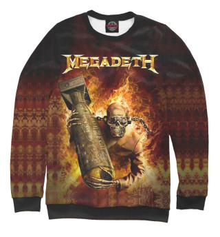 Одежда с принтом Megadeth (559561)