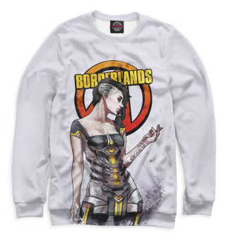Одежда с принтом Borderlands (263559)