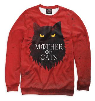 Свитшот  мужской Mother of Cats (5731)