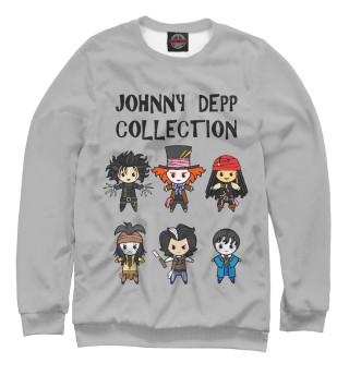 Одежда с принтом Джонни Депп (693947)