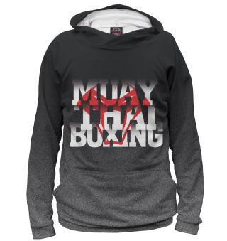 Худи женское Muay Thai Boxing