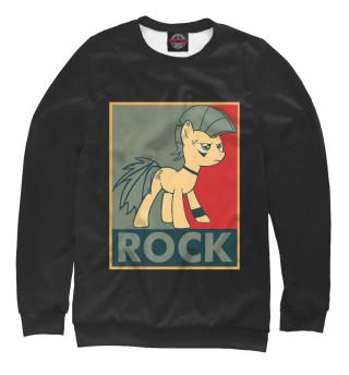 Одежда с принтом Rock (589580)