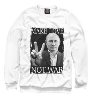 Одежда с принтом Нет войне