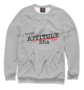 Одежда с принтом WWF Attitude Era