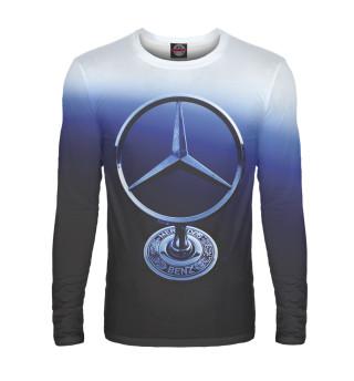 Лонгслив  мужской Mercedes-Benz (6242)