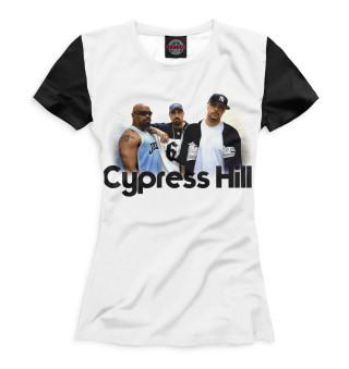 Футболка женская Cypress Hill (784)