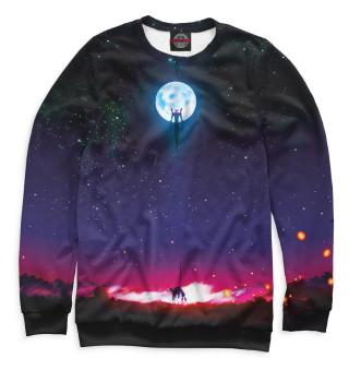 Одежда с принтом Neon Genesis Evangelion (916564)