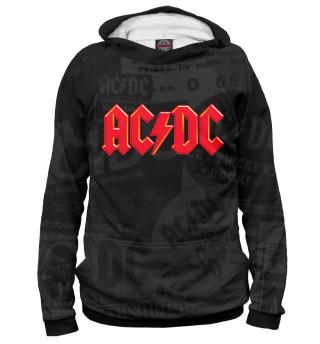 Худи женское AC/DC (8388)
