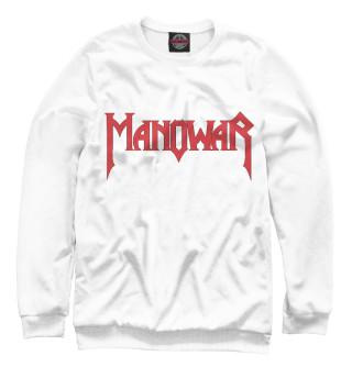Одежда с принтом Manowar (480896)