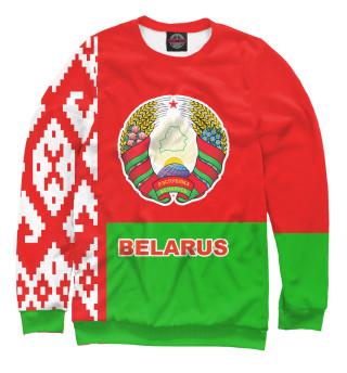 Одежда с принтом Беларусь (480876)
