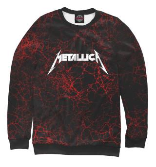 Одежда с принтом Metallica (153370)