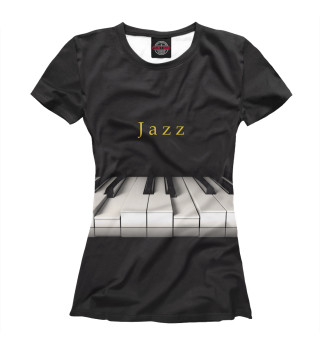 Футболка женская Jazz