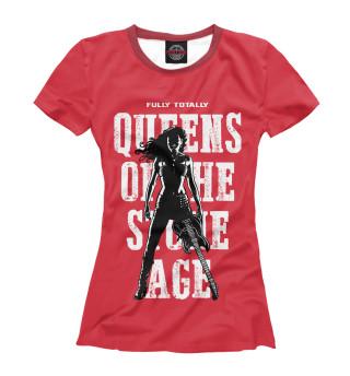 Футболка женская Queens Of The Stone Age