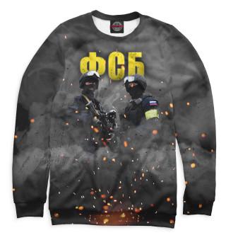 Одежда с принтом ФСБ (145880)