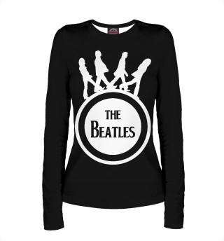 Лонгслив  женский The Beatles (4776)