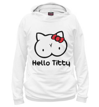Худи женское Kitty