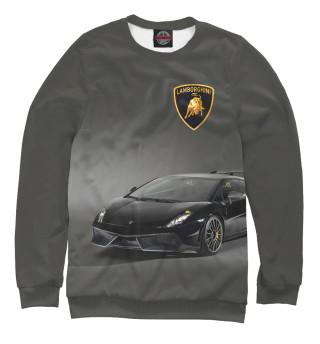 Одежда с принтом Lamborghini (706826)