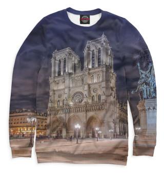 Одежда с принтом Собор Парижской Богоматери (827091)