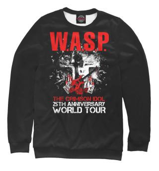 Одежда с принтом W.A.S.P. тур 2017