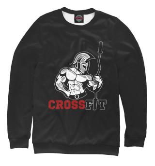 Одежда с принтом Кроссфит (285598)