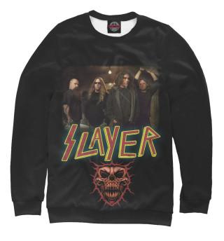 Одежда с принтом Slayer