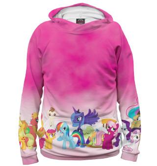 Худи женское My Little Pony (9470)
