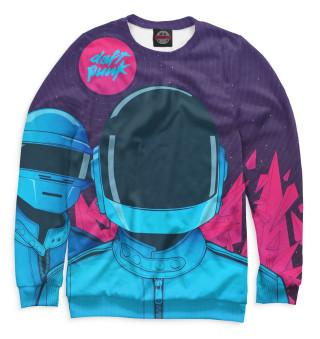 Одежда с принтом Daft Punk (328615)