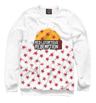 Одежда с принтом Red Lefortovo Moscow Redemption