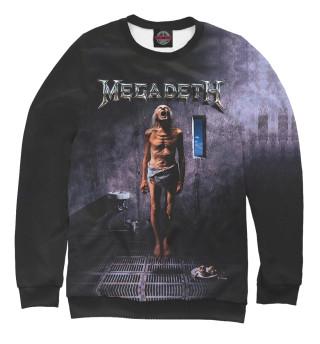 Одежда с принтом Megadeth (646746)