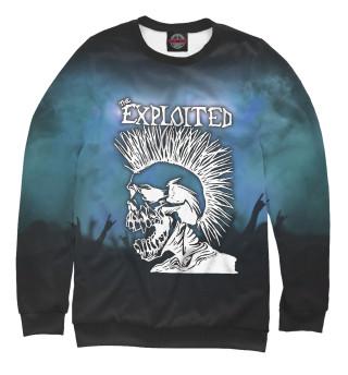 Одежда с принтом The Exploited (340901)