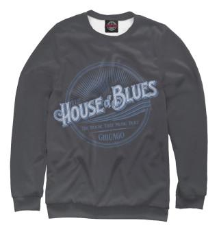 Одежда с принтом House of Blues