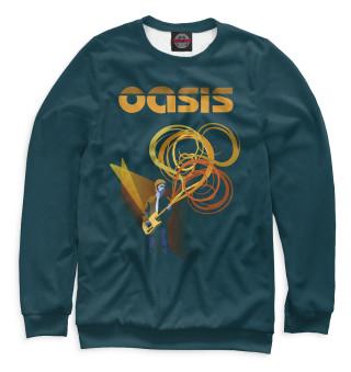 Одежда с принтом Oasis