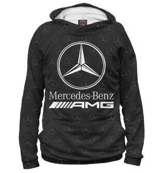 Худи женское Mercedes-Benz AMG Premium