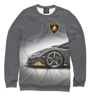 Одежда с принтом Lamborghini (822039)