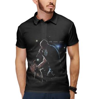 Поло мужское Честер Беннингтон (5844)