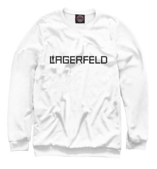 Одежда с принтом Карл Лагерфельд (681523)