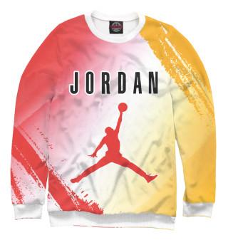 Одежда с принтом Air Jordan (Аир Джордан) (132462)