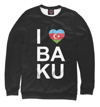 Одежда с принтом Baku (531000)