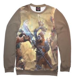 Одежда с принтом DOTA Heroes