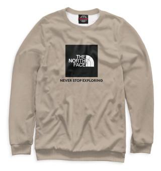 Одежда с принтом The North Face (674724)