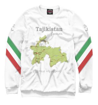 Одежда с принтом Таджикистан (728569)