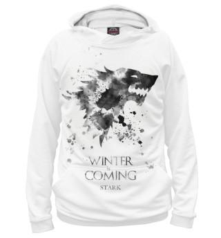 Худи женское Winter Is Coming