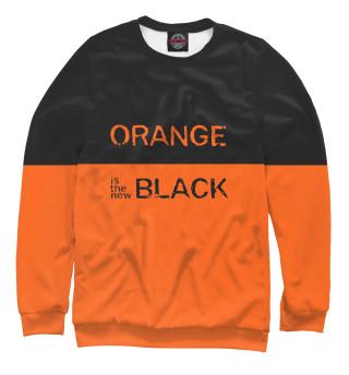 Одежда с принтом ORANGE IS THE NEW BLACK (999336)