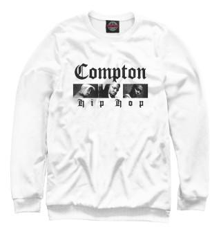 Одежда с принтом Compton