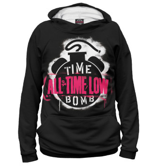 Худи женское All Time Low (825)
