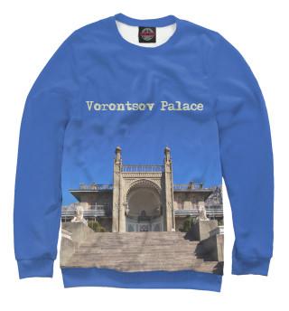 Одежда с принтом Воронцовский дворец