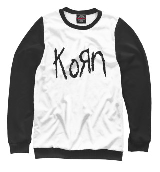 Одежда с принтом Korn (315576)