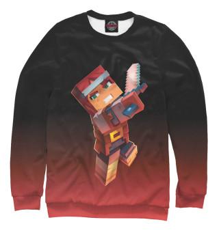 Одежда с принтом Minecraft: Dungeons